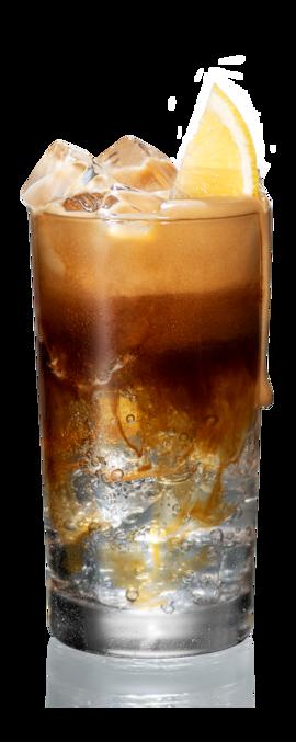 Espresso Soda Mocktail