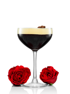 Chili Chocolate Mexpresso Martini