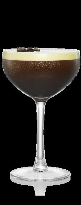 Chili Chocolate Mexpresso Martini