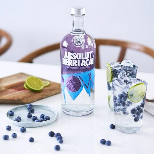 Drinks Und Cocktails Mit Absolut Berri Acai Absolut Drinks